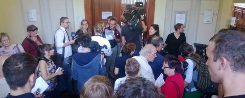 Ablauf einer Zwangsversteigerung im Amtsgericht
