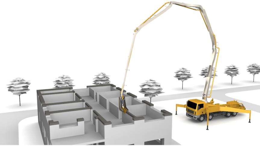 CONPrint3D – Forschungsprojekt der TU Dresden zum 3D Druck von Gebäuden